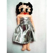 ぬいぐるみ16人形トイ玩具ベティちゃんBettyBoopベティブープ